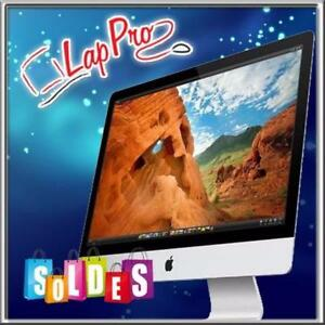 "APPLE IMAC 21.5""  Core i3 Seulement 499$  LapPro"
