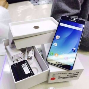 GOOD CONDITION GALAXY NOTE 5 32GB BLACK UNLOCKED TAX INVOICE Surfers Paradise Gold Coast City Preview