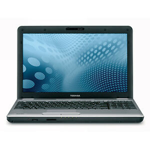 Toshiba L450 15.6' laptop(Intel Dual core/2G/160G/Webcam)$149!