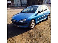 Peugeot 1.4 petrol 11 months MOT!!