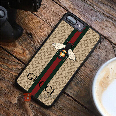 Phone Case iPhone 7 Plus 8 X XR XS Guccy411xCases 11 Pro Max D02 StripBee