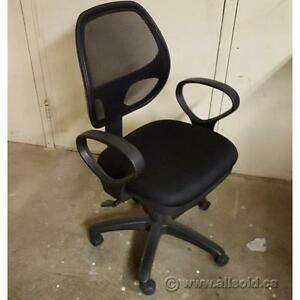 Variety of High Quality Adjustable Office Task Chairs $100-$175