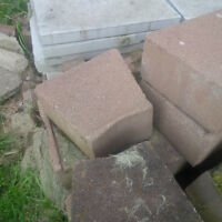 Bricks for landscaping. Price can be negotiable