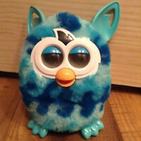 Furby Boom™ Plush Toy Pets - Blue