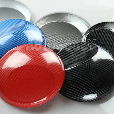 ::7D Premium Super Gloss Carbon Fiber Vinyl Film Wrap Bubble Free Air Release 6D