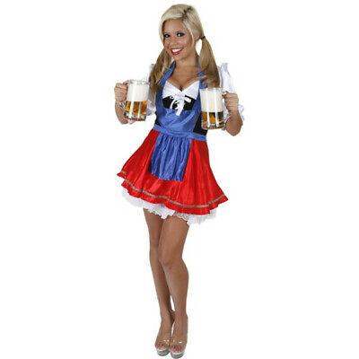 Adult St. Pauli Girl Costume