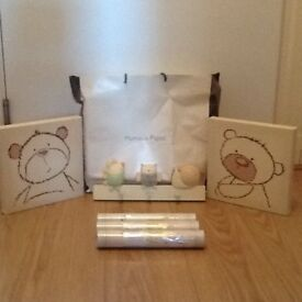 Deluxe Mamas & Papas Nursery Set