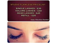 CERTIFIED TECHNICIAN - AMAZING LASHES