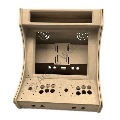 Arcade Bartop Bausatz 2 Spieler Videospielautomat Gehäuse