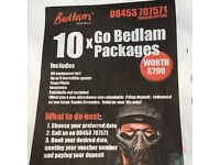 Paintball package worth £200!!