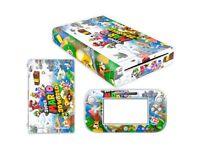 Nintendo Wii U Console Vinyl Wrap NEW