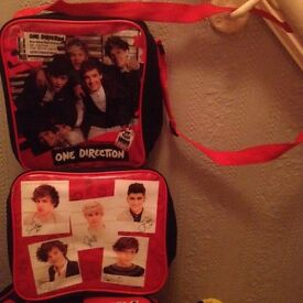 One direction lunch boxes X 2