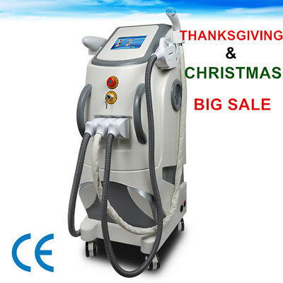 Best Laser Device Hair Removal IPL RF Yag Tattoo Removal Machine Christmas