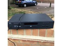 NAD CD PLAYER WITH REMOTE