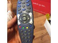 New Ntl remote