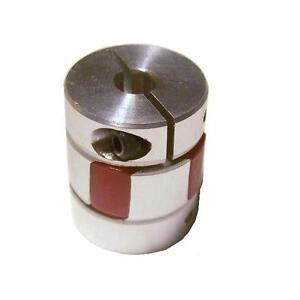 accouplement flexible alu araignée élastomère 6.35/10mm moteur CNC EXM-AP06310 - France - État : Neuf: Objet neuf et intact, n'ayant jamais servi, non ouvert, vendu dans son emballage d'origine (lorsqu'il y en a un). L'emballage doit tre le mme que celui de l'objet vendu en magasin, sauf si l'objet a été emballé par le fabricant d - France