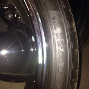 255/35ZR20 Tires & Rims  London Ontario image 3