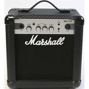 MARSHALL 10W Guitar combo MG10CF