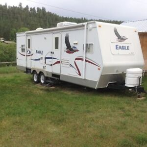 2005 Immaculate Jayco Hard Wall Trailer