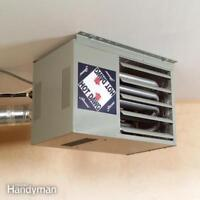 End Of Season sale on Garage (unit) Gas Heaters for $1,700