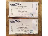 NAO Tickets x 2 London Shepherd's Bush