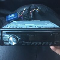 Fully Wired Pioneer Cd Bluetooth Audio Deck for Kia Forte