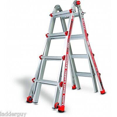 17 Little Giant Ladder Alta One 14013-001 Type 1 250lb NEW