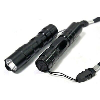 10pcs 3W Mini LED Super Bright Flashlight Medical Pen Light Small Torch Lamp