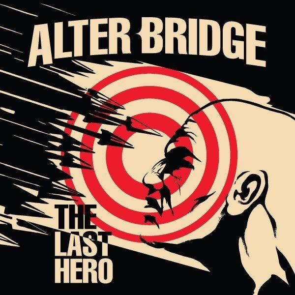 Alter Bridge - The Last Hero VINYL LP