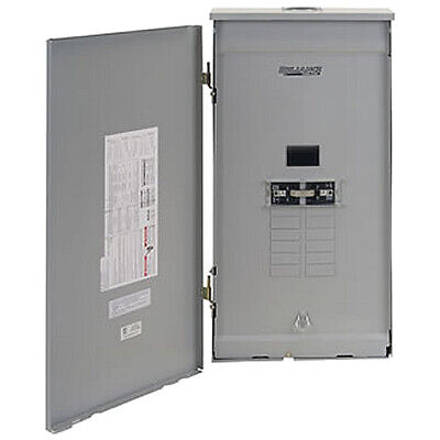 Reliance Controls 100-amp 12-circuit Outdoor Transfer Panel