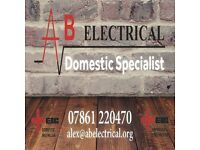 Local Electrician --- 07861220470