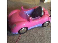 BABY BORN CAR