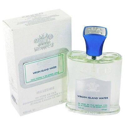 Creed Virgin Island Water Perfume Cologne For Men Women Unisex 4 0 Oz New In Box