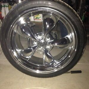 255/35ZR20 Tires & Rims  London Ontario image 1