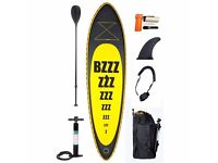 BRAND NEW! Inflatable Sup board Bee for SALE! Stand up paddle board!