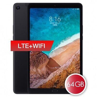 Xiaomi Mi Pad 4 4GB RAM 64GB ROM LTE Tablet PC Black