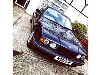 BMW E34 M51 525TDS MANUAL e30 e39 spares or repairs DIESEL