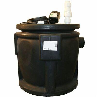 Zoeller 915-0006 - 12 Hp Sharkreg Sewage Grinder System 24x24 W High ...