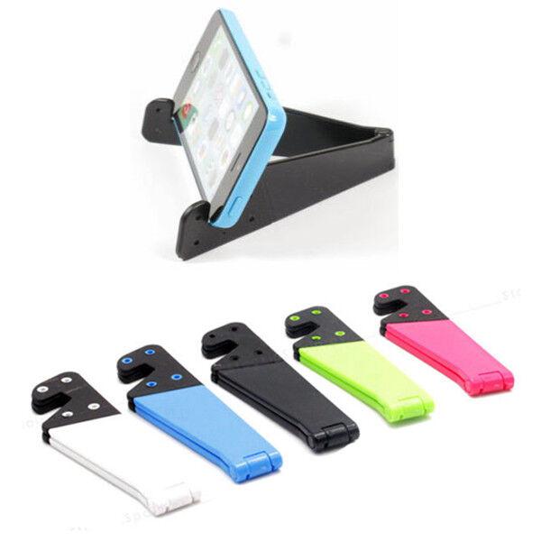 Supporto Tablet Universale Pieghevole Da Tavolo Cellulare Telefono Colorato 302