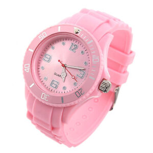 Pink-Classic-Stylish-Ladies-Unisex-Silicon-Ice-Watch-Jelly-Unisex-Wrist-Watch