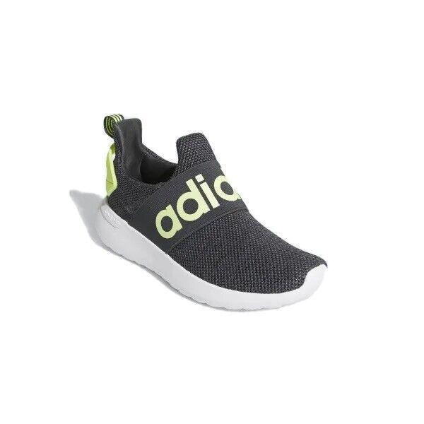 Adidas Lite Racer Adapt Slip On Unisex Big Kid's Size 7 Medium Width