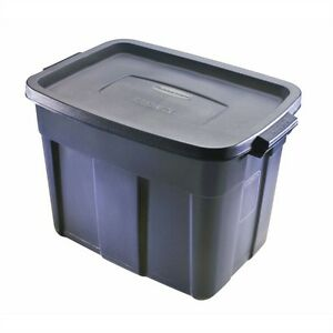 Rubbermaid storage