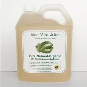 4 Litre Premium Aloe Inner Leaf Juice Brisbane City Brisbane North West Preview
