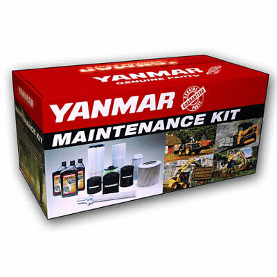 Yanmar Excavator Maintenance Kit-sv100