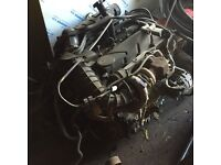 Ford Transit 2.0 Diesel Engine