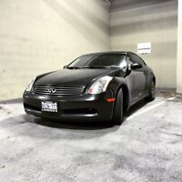 2005 G35 Coupe LOW KM