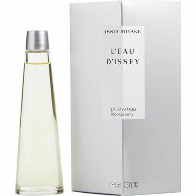 Issey Miyake Perfume by Issey Miyake 2.5 oz EDP for Women Refill (NON SPRAY) (Edp Refill)