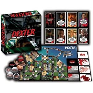 Brand New Dexter Board Game
