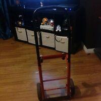 2 wheel moving cart