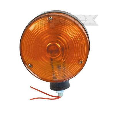 Amber 12 Volt Warning Light Fits Many Models